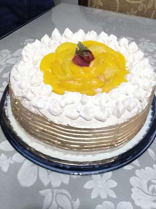 Tortas Refrigeradas Y Genovesas