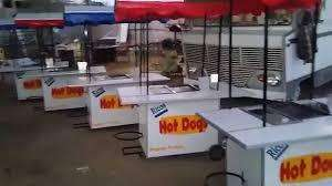 CARRETA DE HOT DOGS USADA.