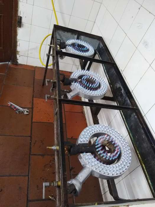 Reparación de Estufas Industriales