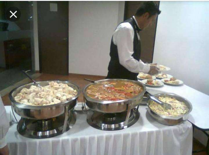 servicio buffet domicilio