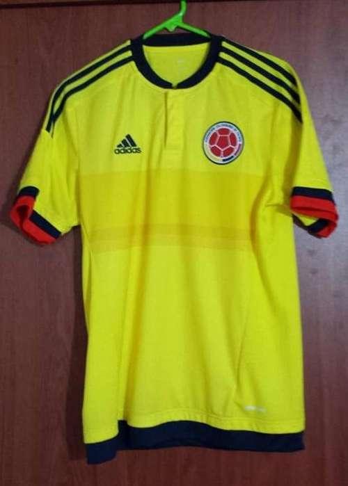Camiseta Selección Colombia Adidas