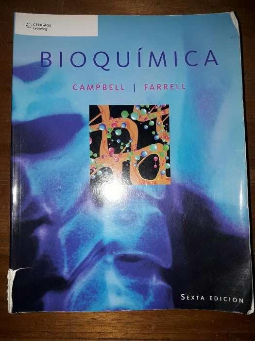 Bioquímica Campbell 6ta Edición