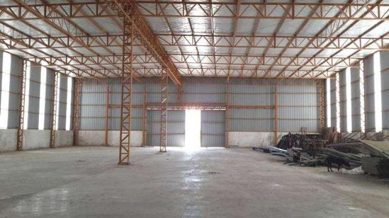Galpon de 1440 m2 a estrenar, Parque industrial Cañuelas