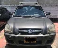 Hyundai Tucson 2008 - 150000 km