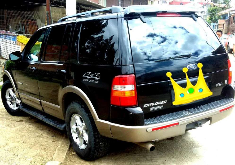 Ford Everest 2002 - 170003 km