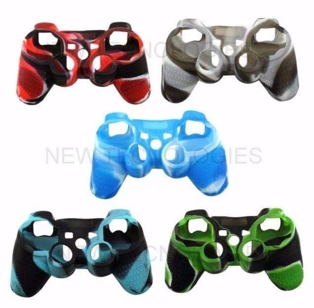 Funda Silicona Protector play3 Joystick Ps3 Playstation 3