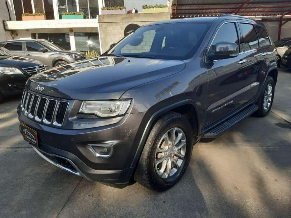 <strong>jeep</strong> GRAND CHEROKEE 2015 - 94405 km