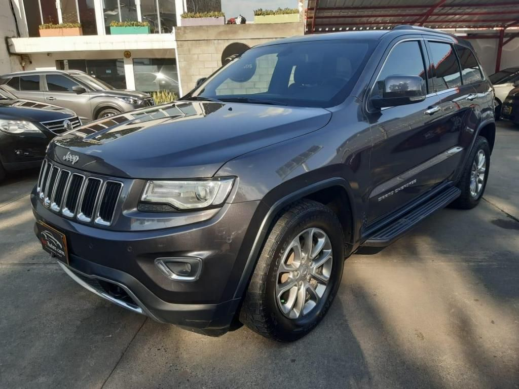 Jeep GRAND CHEROKEE 2015 LIMITED Triptonico 3.6 CT 4X4