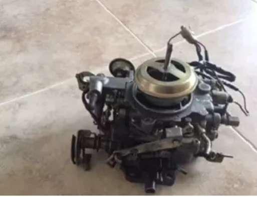 carburador mazda 626 original 1.8 cc