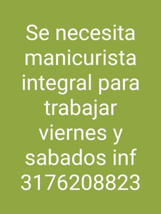 Manicurista Integral