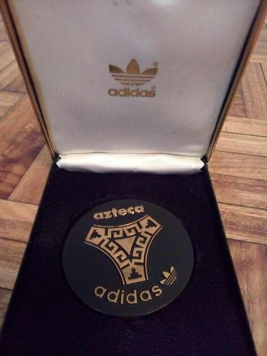 Medalla Mundial México 86 (adidas)