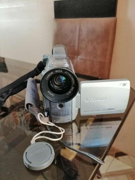 Video Cámara Canon