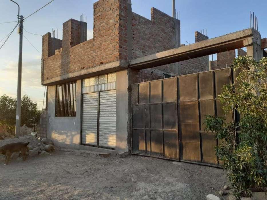 Vendo Casa en Bustamante Sector 9