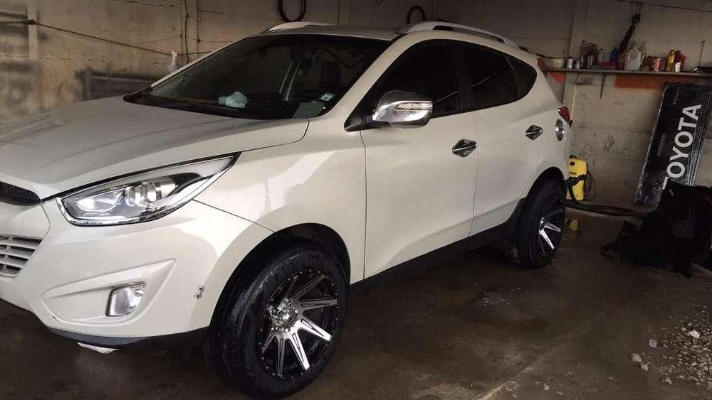 Hyundai Tucson 2014 - 125 km