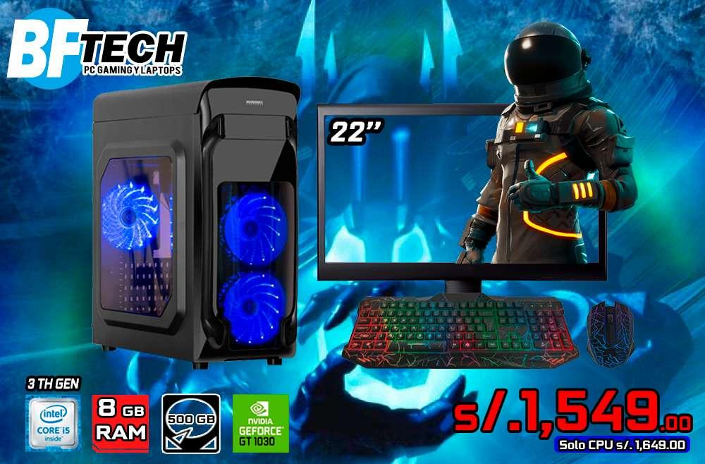 PC GAMING INTEL CORE I5 3TH GEN 23