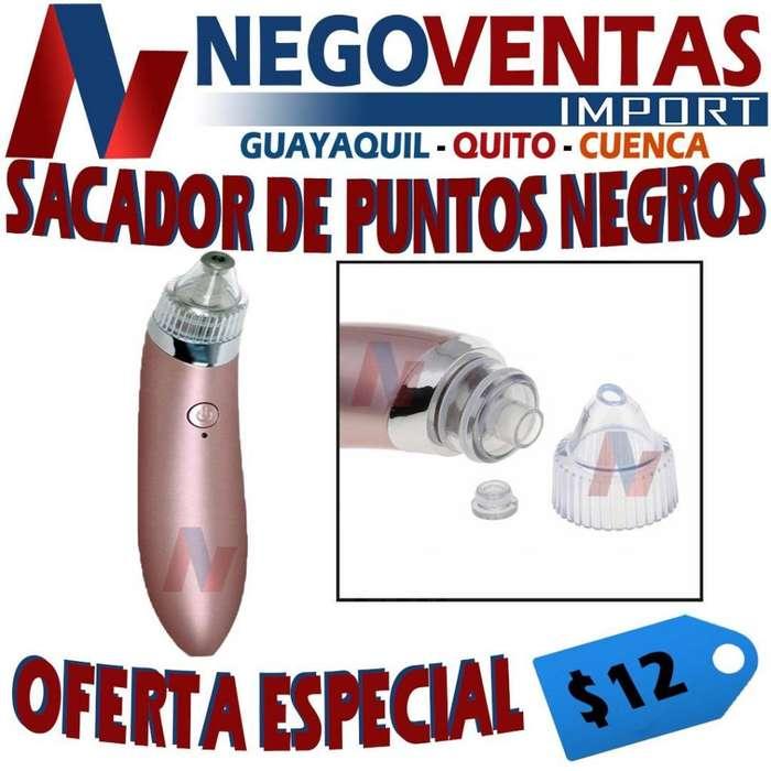 SACADOR DE PUNTOS NEGROS