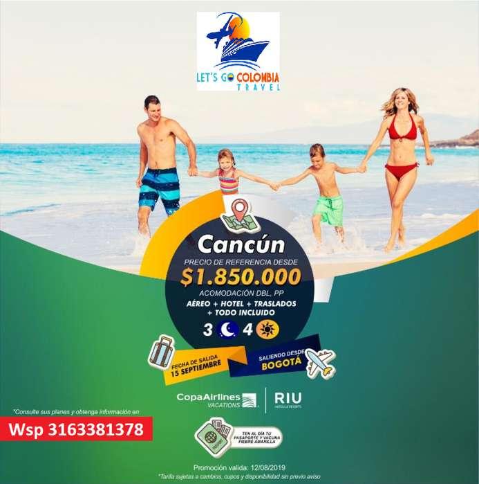 Cancun Con Aéreos