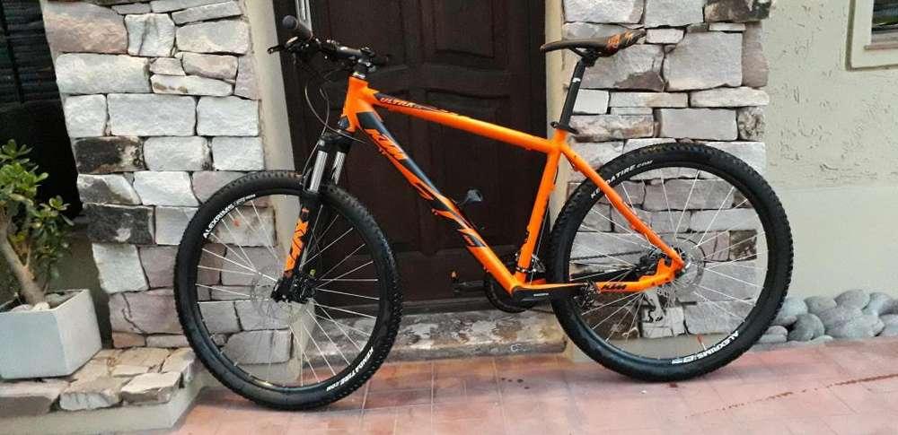 Bicicleta Ktm 27.5 - 2018