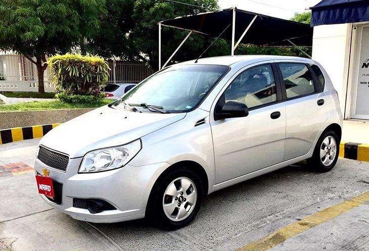 Chevrolet Aveo Emotion 2012 - 36000 km