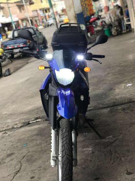 Vendo Flamante Moto Yamaha Xt660 2008
