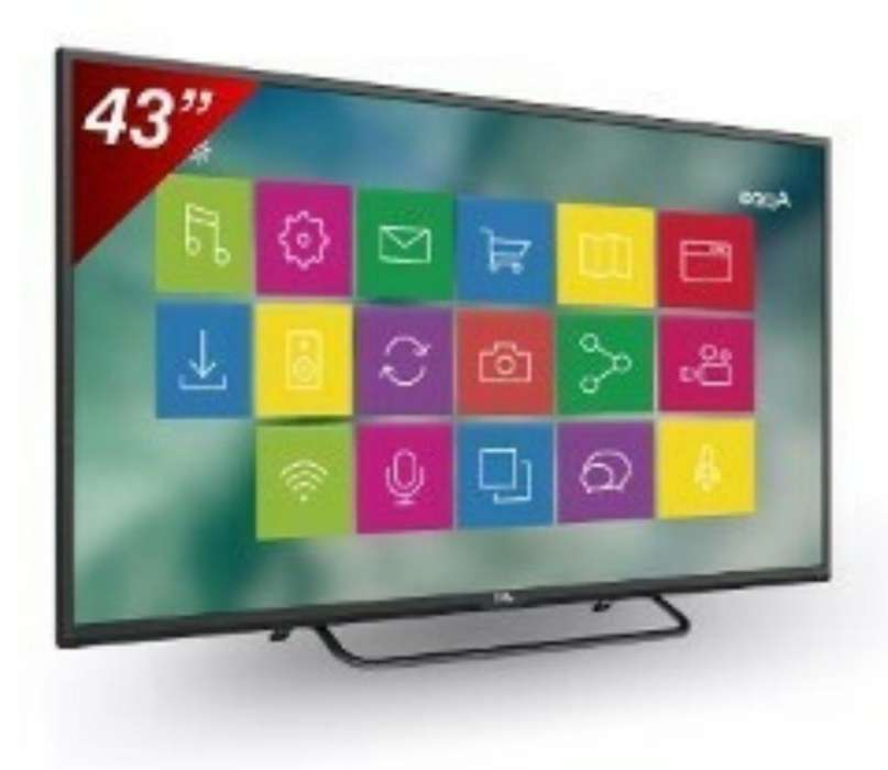 Smart Tv Global Android 43 Nuevos
