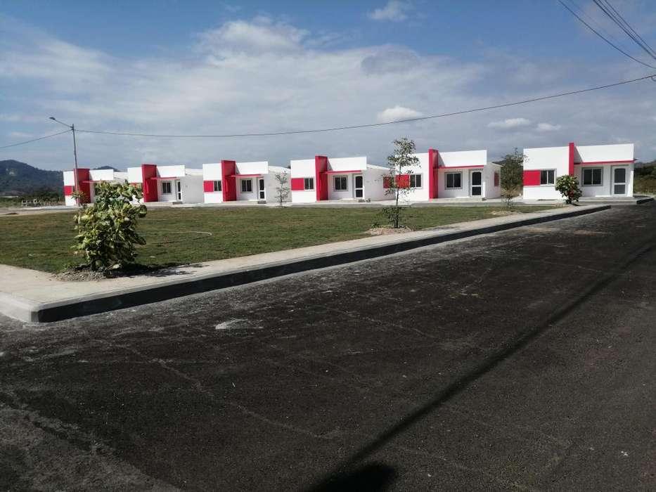 Villas Económicas en la playa de San Jacinto, a 5 minutos del mar.