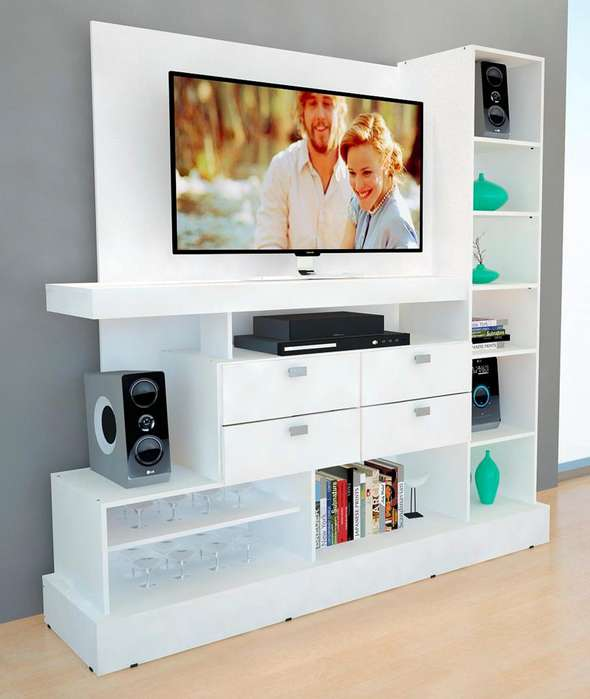 Modular Rack / Mueble Living <strong>comedor</strong> / Televisor COD.M.033