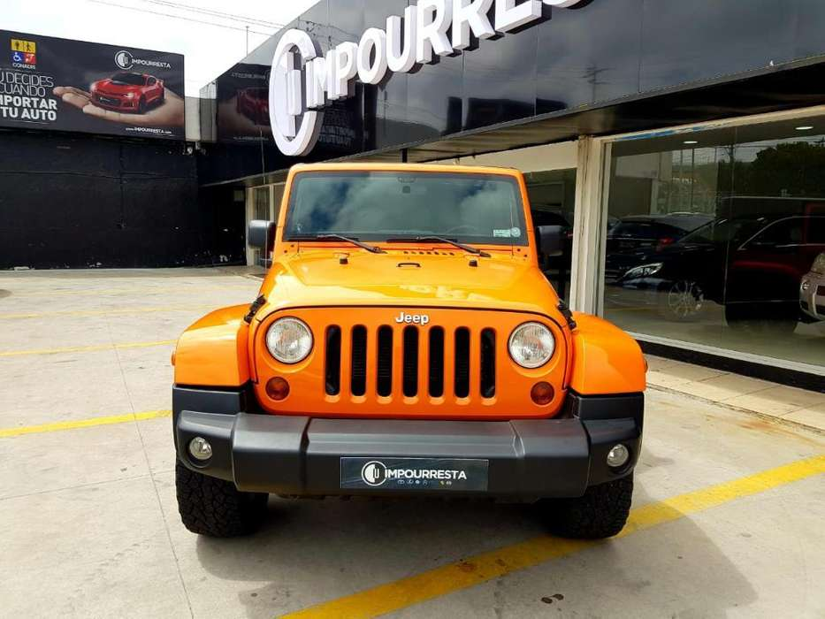 <strong>jeep</strong> Wrangler 2012 - 93000 km