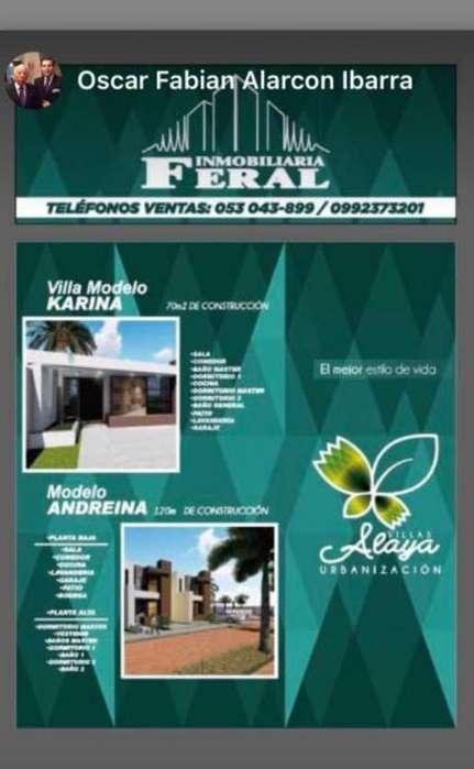 Casas en Urbanizacion Villas Alaya
