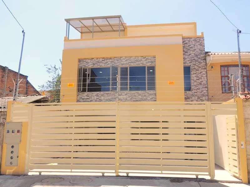 Casa con 3 departamentos nueva por estrenar Cuenca Ecuador