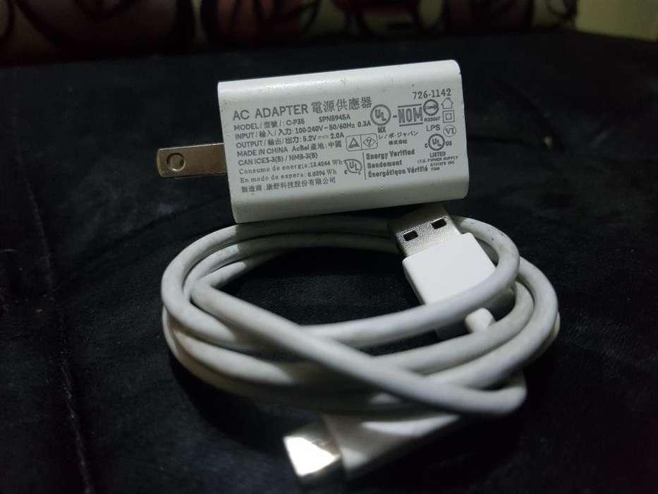 Vendo Cargador Motorola Original