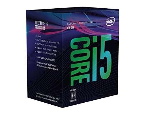 Cpu Intel S1151 Intel Coffeelake Core I5 - 84