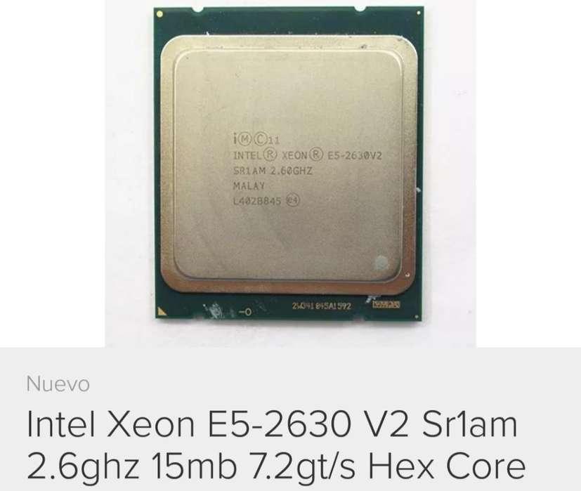 Procesador Intel Xeon E5 2630 V2