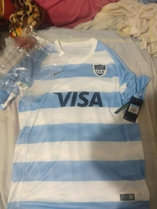 Camiseta Nike Rugby Los Pumas Tucumán