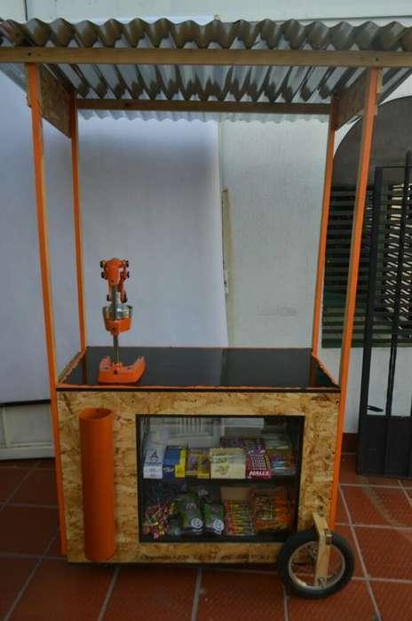 Carro Jugo de Naranja