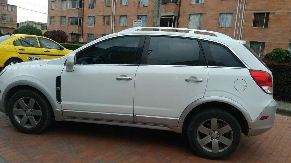 Chevrolet Captiva 2011 - 118000 km