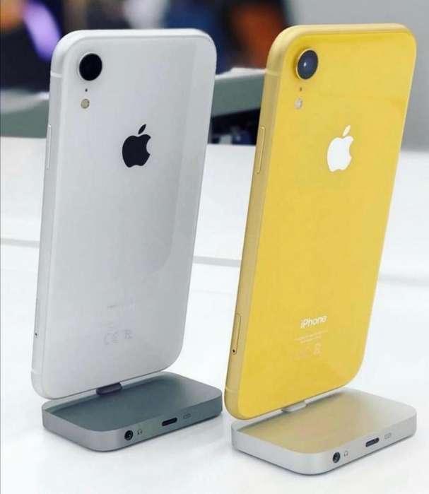 iPhone Xr 64gb 128gb Nuevos Sellados