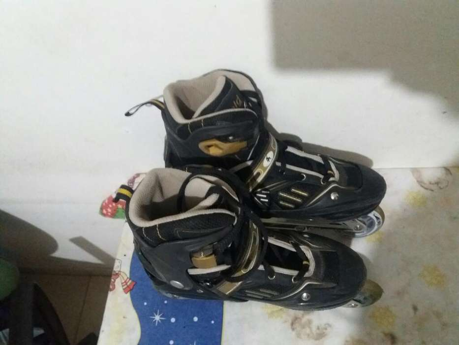 Vendo Patines Rollers Gold Skate