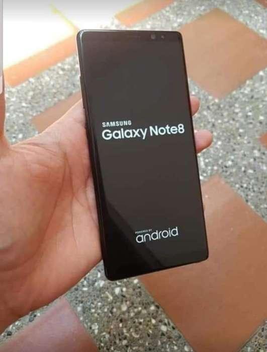 Samsung Galaxy Note 8 Negro 64 Gb