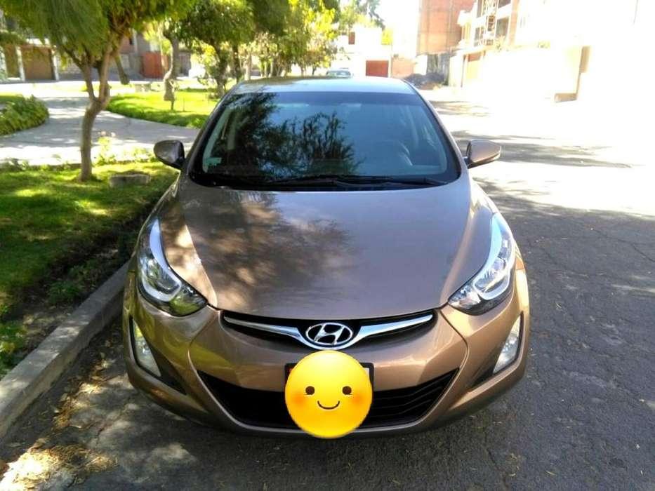 Hyundai Elantra 2013 - 39000 km