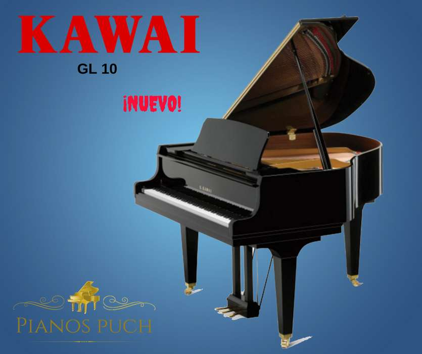 NUEVO!!! PIANO COLA KAWAI GL10