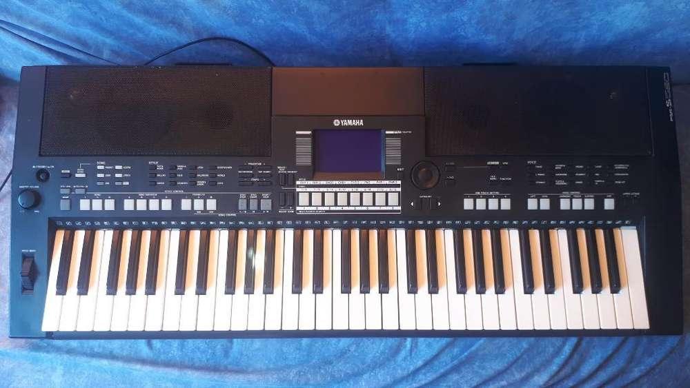 Vendo Piano Yamaha Psr S550