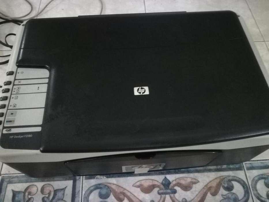 Impresora Multifuncional HP Deskjet F2180