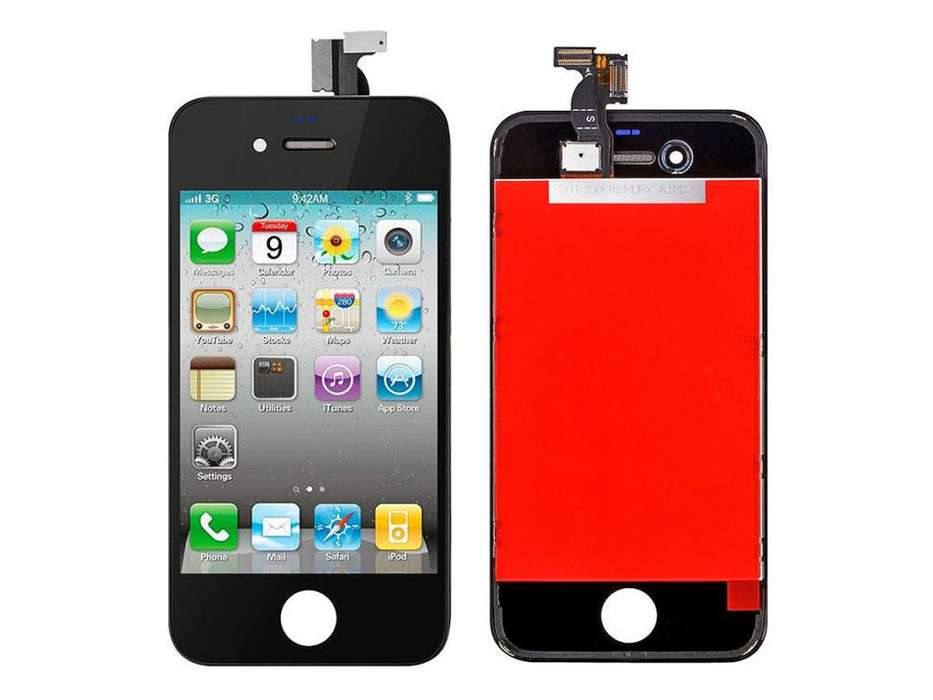 Display Lcd Pantalla Iphone 4 4g 4s Original Apple