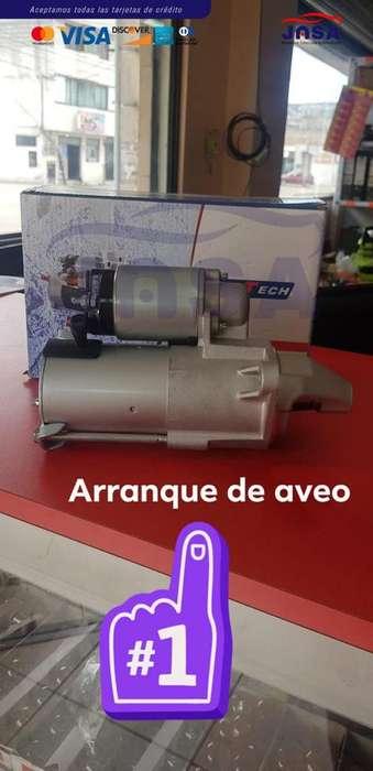 MOTOR DE ARRANQUE - MULTIMARCA