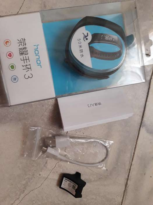 Honor Band 3 de Huawei