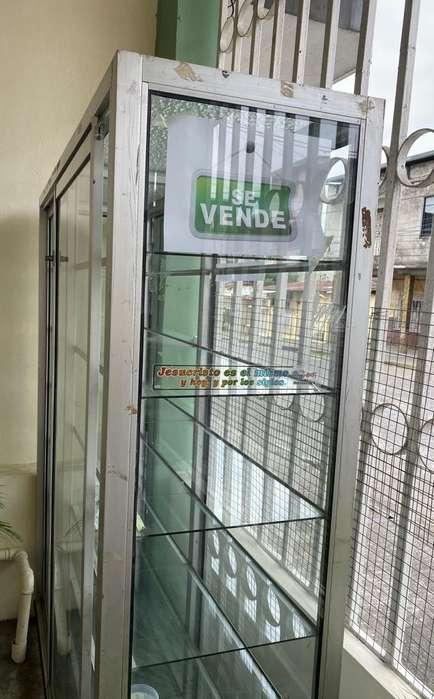 Vitrina de Vidrio de Exhibición