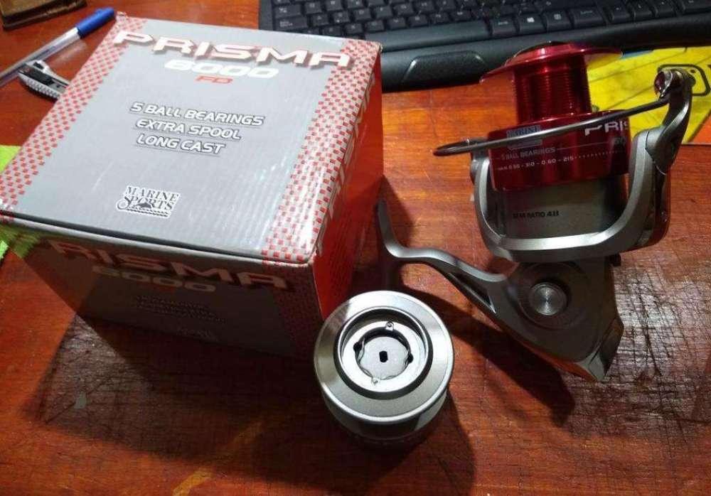 Reel Marine Sport 6000