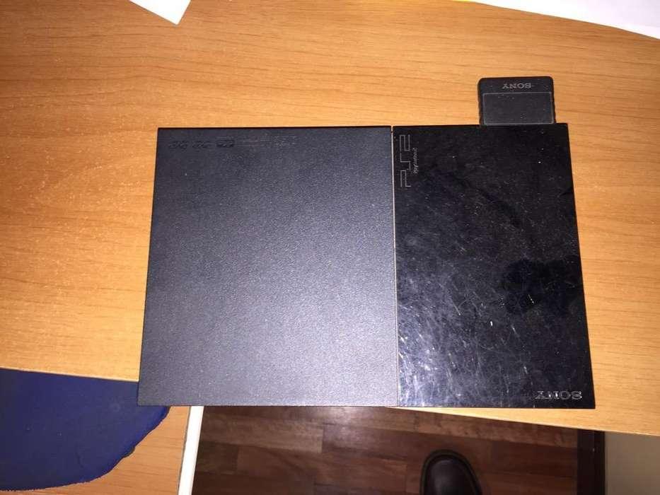 Playstation 2 Poco Uso Chipeada