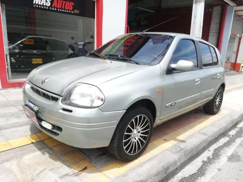 Renault Clio  2002 - 85000 km